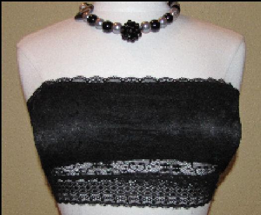 Black lace-lg